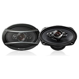 "Pioneer 6x9"" Speakers 5 Way 650W Max"