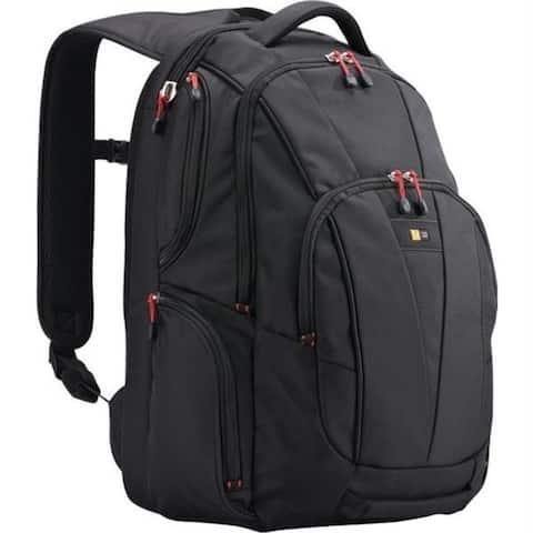 Case Logic BEBP-215BLACK 15.6 in. Laptop & Tablet Backpack