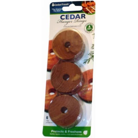 Cedar Moth Chaser Disk - 6 Count