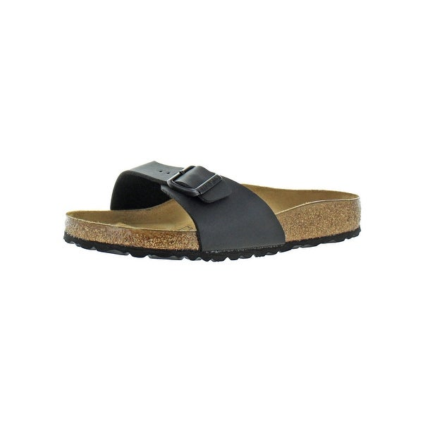 Shop Birkenstock Womens Madrid Footbed Sandals Birko Flor