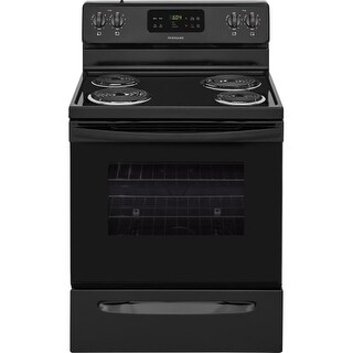 Frigidaire FFEF3016T 30 Inch Wide 5.3 Cu Ft. Free Standing Electric Range with One-Touch Self Clean
