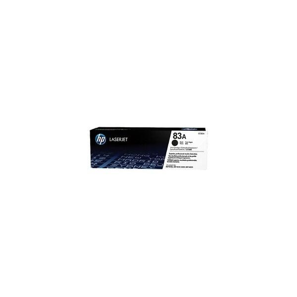 Hewlett Packard CF283A HP 83A (CF283A) Toner Cartridge - Black