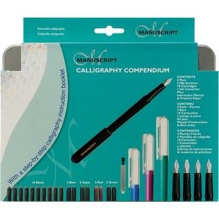 Manuscript Calligraphy Compendium Set-
