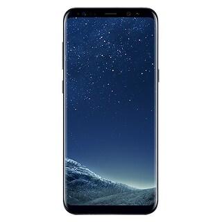Samsung Galaxy S8+ G955F 64GB Unlocked GSM Phone w/ 12MP Camera - Midnight Black (Certified Refurbished)