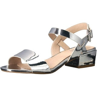 Shellys London Womens Dacey Open Toe Casual Ankle Strap Sandals