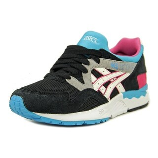 Asics Gel-Lyte V Youth Round Toe Suede Multi Color Running Shoe