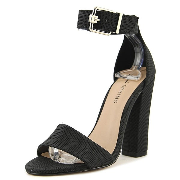 Call It Spring Arther Open Toe Synthetic Sandals