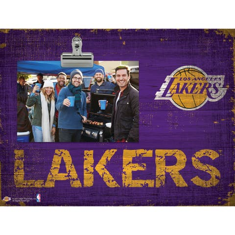 Los Angeles Lakers Clip Frame