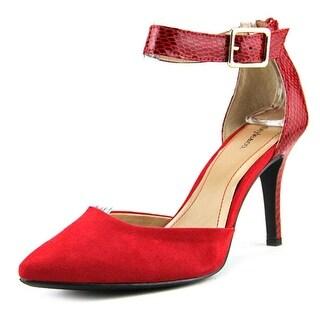 Style & Co Miloe 2 Round Toe Synthetic Heels