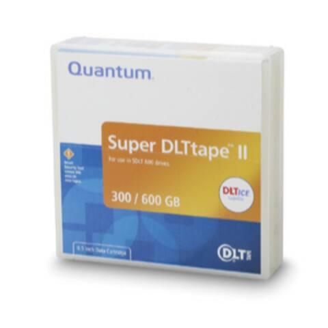 Quantum SUPER DLTtape II, 300/600GB SDLT 600