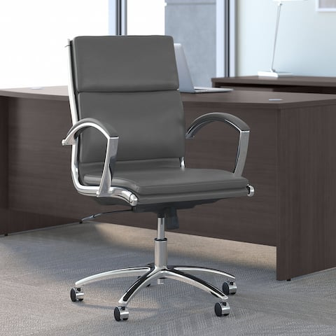 Modelo Mid Back Executive Office Chair by Bush Business Furniture