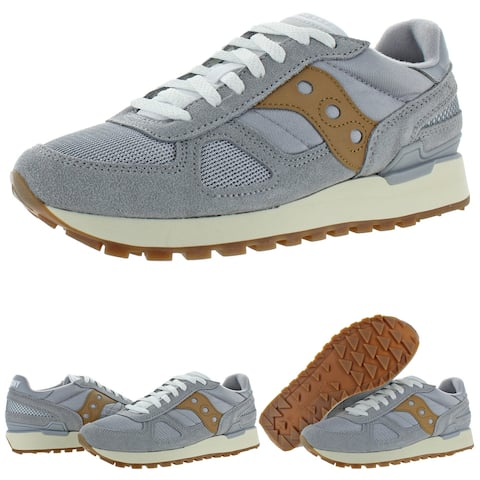 Saucony Mens Shadow Original Sneakers Trainers Suede
