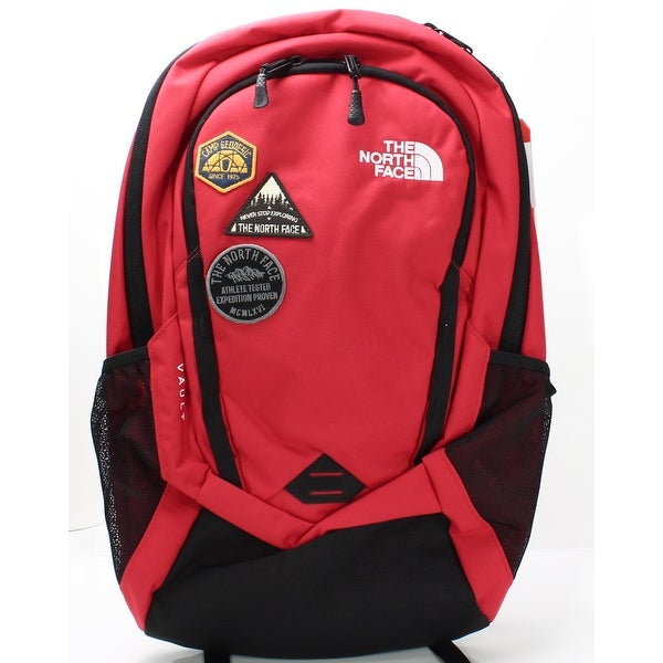 3c0ab3bde Shop The North Face TNF Red Black Men's One Size Vault Patch ...