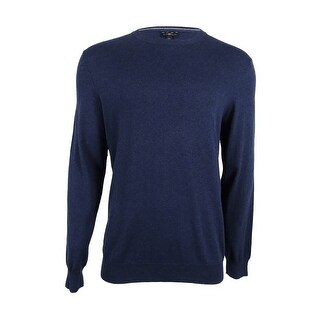 Club Room Men's Classic Fit Crew Neck Sweater