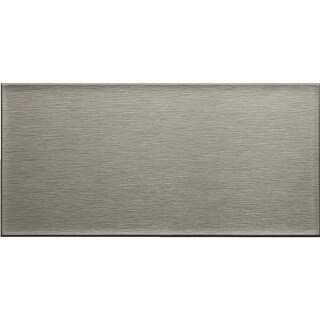ACP (Acoustic Ceiling Products) S Steel Long Wall Tile A52-50 Unit: BOX