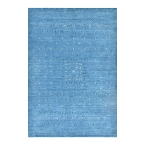 Simi Transitional Gabbeh Hand Loomed Area Rug