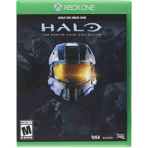 Microsoft RQ2-00010 Halo Master Chief Collection