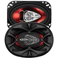 Boss 4x6 3-Way Speaker