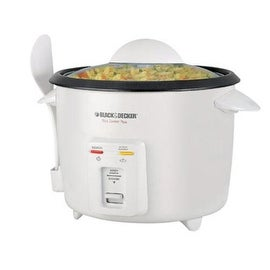 Black & Decker RC436 Rice Cooker, 16 Cup
