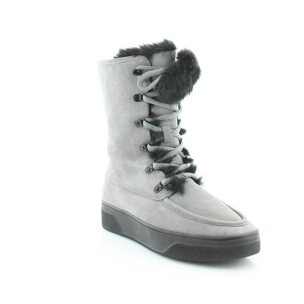 Michael Kors Juno Women's Boots Storm - 7