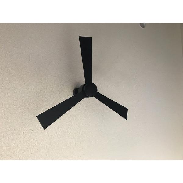 Fanimation zonix 54 inch black ceiling fan free shipping today fanimation zonix 54 inch black ceiling fan free shipping today overstock 15260008 aloadofball Choice Image