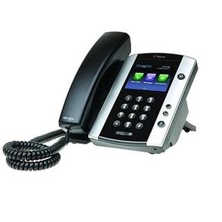 Polycom Vvx 501 Corded Business Media Phone System - 12 Line Poe - 2200-48500-02