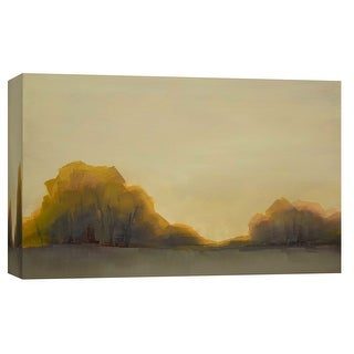 "PTM Images 9-101681  PTM Canvas Collection 8"" x 10"" - ""Low Light"" Giclee Forests Art Print on Canvas"