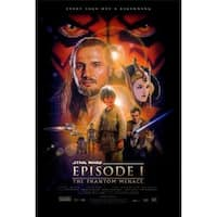 Star Wars - Episode I-The Phantom Menace, 3D Movie Poster