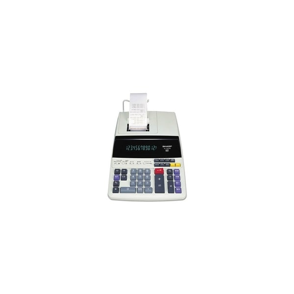 Sharp Printing Calculator Printing Calculator