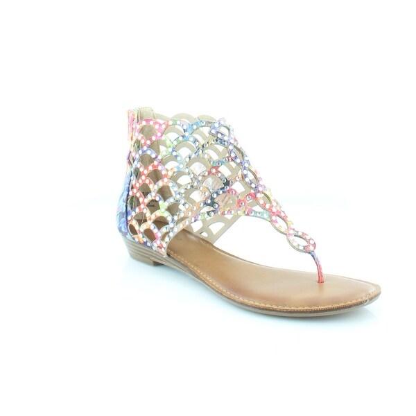 ZiGi Soho Melaa Women's Sandals & Flip Flops Pink Multi