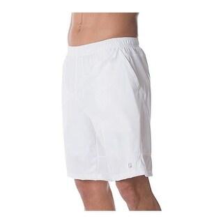 Fila Men's Fundamental Mesh Back Short White