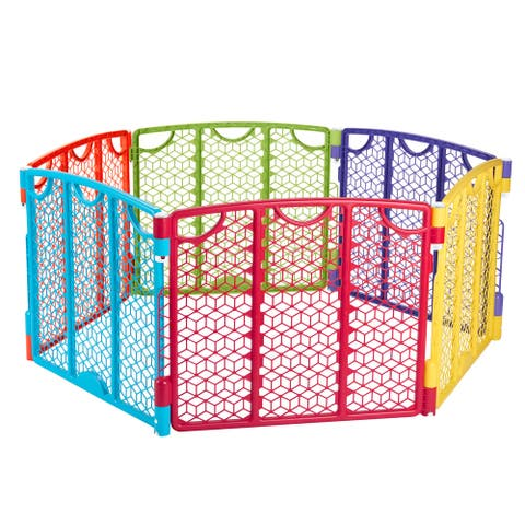 Versatile Play Space, Multi Color - Multiple colors