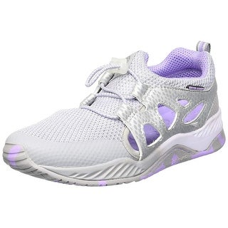 Jambu Kids' Girl's and Boy's Anthozoa Knitted Cut-Out Athletic Sneaker