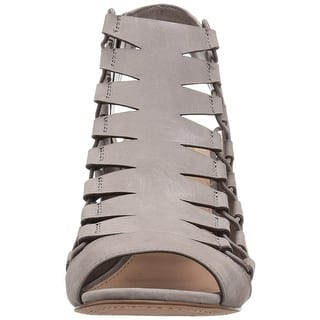 e61634872fc Quick View.  95.20. Vince Camuto Womens Eliaz Leather Peep Toe Casual  Strappy Sandals
