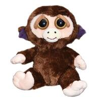 "Feisty Pets Grandmaster Funk 8"" Plush Monkey - multi"