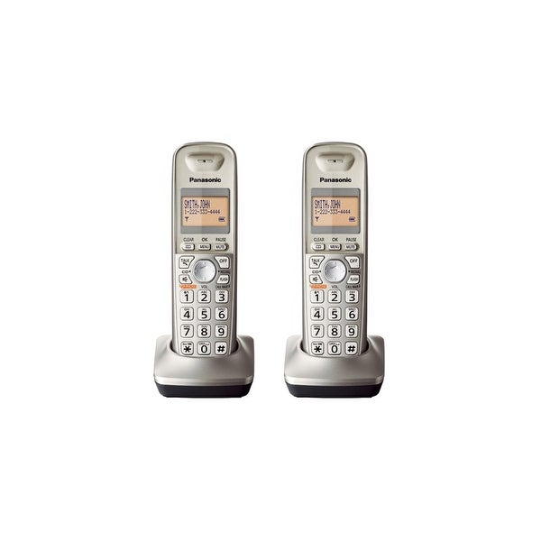 Panasonic KX-TGA421N Dect 6.0 Plus 1.9Ghz Extra Handset/Charger(2 Pack)