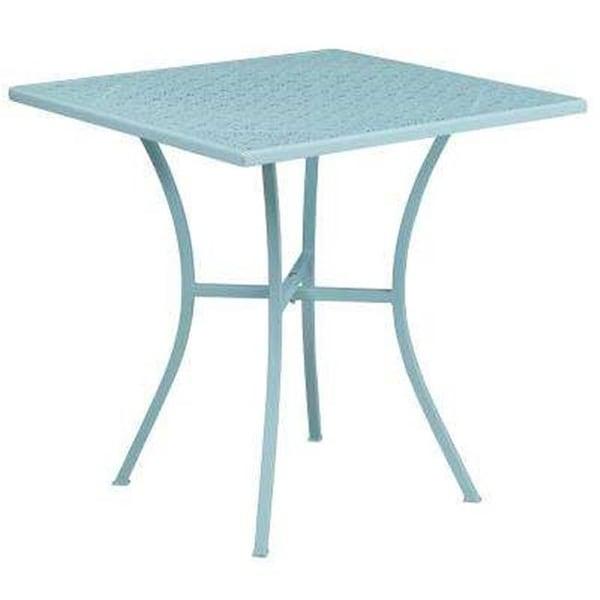 Decorative Square Bistro Table