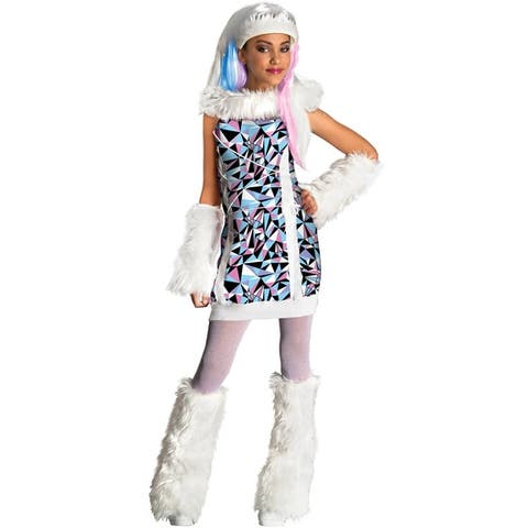 Rubies Monster High Abbey Bominable Child Costume - Multi