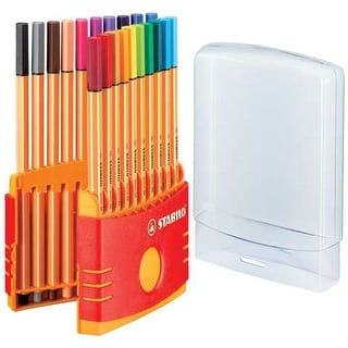 Stabilo - Point 88 Color Parade Pen Set - Stabilo Point 88 Color Parade Marker Set