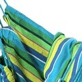 Sunnydaze Hanging Hammock Swing with Two Cushions - Set of 2 - Options Available - Thumbnail 13