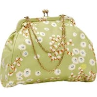 Amy Butler Women's Nora Clutch with Chain Blue Eyed Daisy - US Women's One Size (Size None)