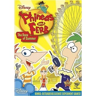 Phineas and Ferb: The Daze of Summer [DVD]