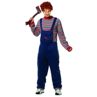 Plus Size Chucky Costume