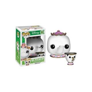 POP Disney Beauty and the Beast Mrs Potts Figure