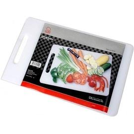 "Chef Craft 21554 Cutting Board, 17"" X 11"" 0.40"", White"