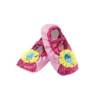 Disguise Pinkie Pie Child Slippers - Pink