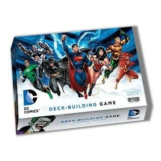 DC Comics Deck Building Game