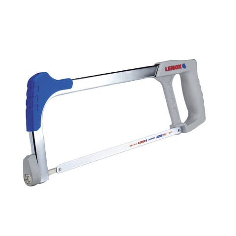 Lenox 1213188300 High Tension Lightweight Hacksaw Frame, Ergonomic Grip