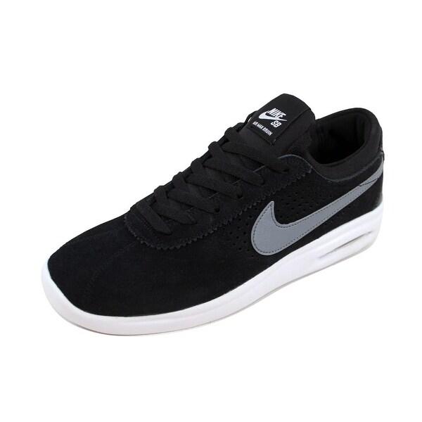 Nike Men's SB Bruin Max Vapor Black/Cool Grey-White882097-001
