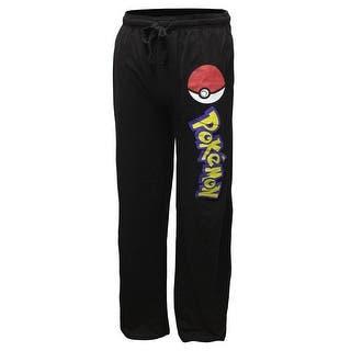 Pokemon Pokeball Men's Pajama Pants (Option: S) https://ak1.ostkcdn.com/images/products/is/images/direct/c2821e5fb27c13ee436cb0996420b88e4ec836ee/Pokemon-Pokeball-Men%27s-Pajama-Pants.jpg?impolicy=medium